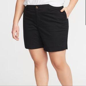"Old Navy Twill Everday Shorts 7"" Inseam"